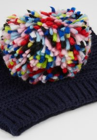 GAP - POM HAT - Čepice - navy uniform - 2