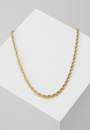 CHASE HEGE NECK PLAIN - Necklace - gold-coloured