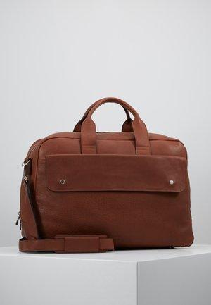 THOR WEEKEND BAG - Weekend bag - brown