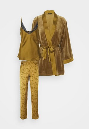 EDRIK - Pyjama - bronze
