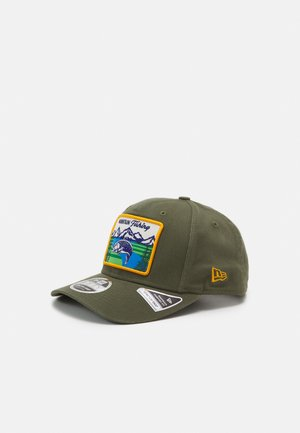 OUTDOORS 9FIFTY STRETCH SNAP UNISEX - Caps - olive