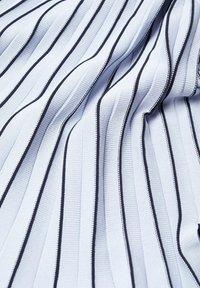 Mango - ARARE - A-line skirt - bleu - 6
