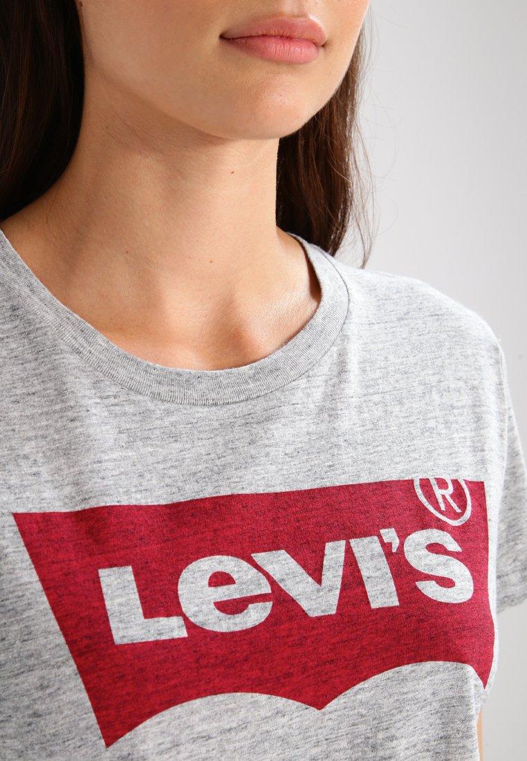 Levi's® THE PERFECT - T-Shirt print - grey/grau tPQPZP
