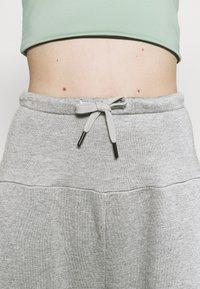 Even&Odd active - Tracksuit bottoms - light grey - 4