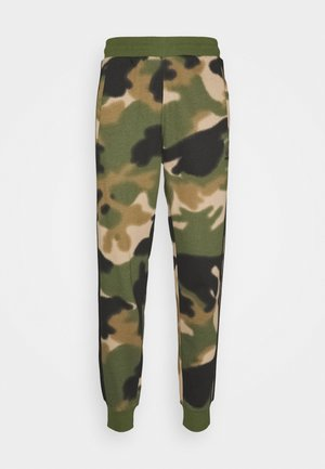CAMO PANT - Pantalon de survêtement - wilpin/multcolor/black