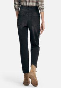 DAY.LIKE - Straight leg jeans - dark grey denim - 2