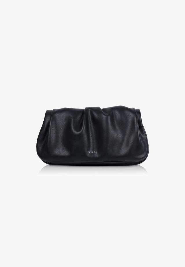 MABEL S - Clutch - black
