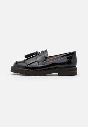 MILA LIFT - Loafers - black