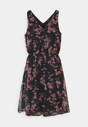 VMWONDA NEW SINGLET SHORT DRESS - Day dress - black