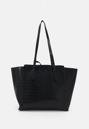 SMOOTH - Shopper - black