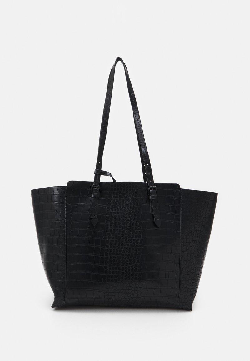 ALDO - SMOOTH - Torba na zakupy - black