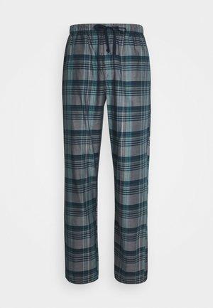 LANG - Pyjama bottoms - dunkelgrün