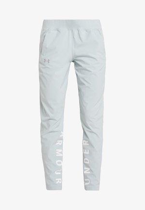 STORM LAUNCH LINKED UP PANT - Teplákové kalhoty - green/halo gray/reflective