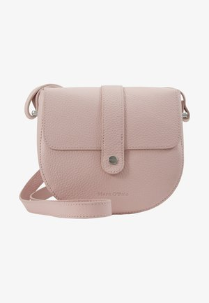 CROSSBODY BAG - Across body bag - light pink