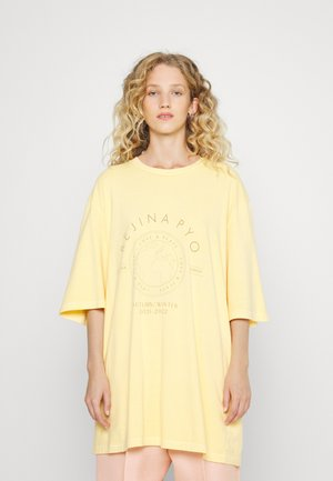 MURPHY T-SHIRT - T-shirt print - yellow