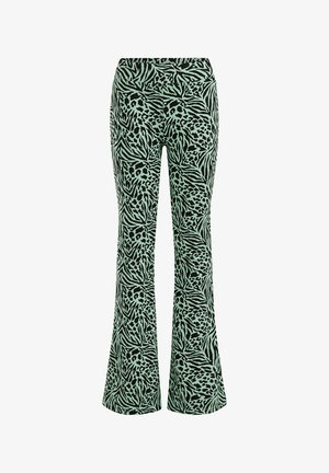 Trousers - mint green