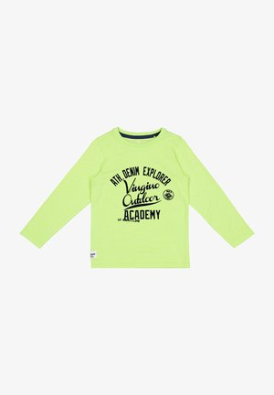 Longsleeve - neon lime