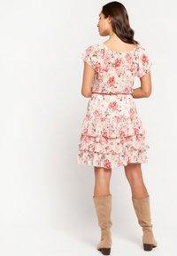 LolaLiza - Korte jurk - white - 2