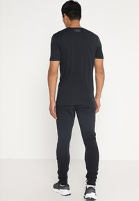 Under Armour - BOXED STYLE - Print T-shirt - black/graphite - 2