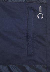 Casual Friday - OLANDER OUTERWEAR - Winter jacket - dark blue - 2