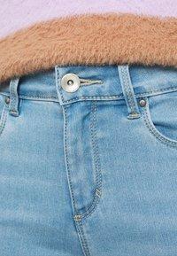 ONLY - ONLROYAL LIFE - Jeansy Skinny Fit - light blue denim - 4