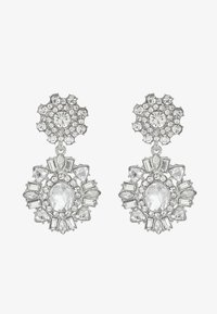 ONLY - Earrings - silver-coloured - 3