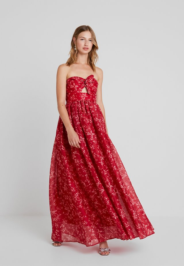 MIDNIGHT GOWN - Occasion wear - scarlet