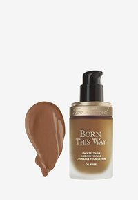 Too Faced - BORN THIS WAY FOUNDATION - Foundation - chestnut - 1