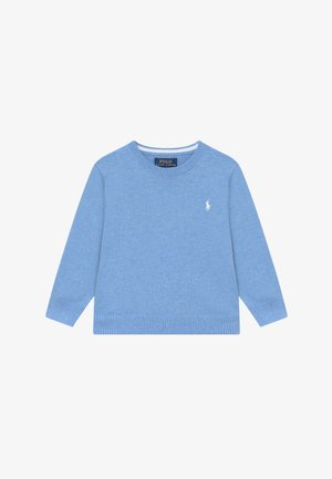Jumper - medium blue heather