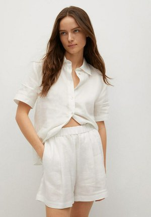 Shorts - gebroken wit