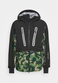 Superdry - EXPEDITION SHELL JACKET - Ski jacket - green - 6
