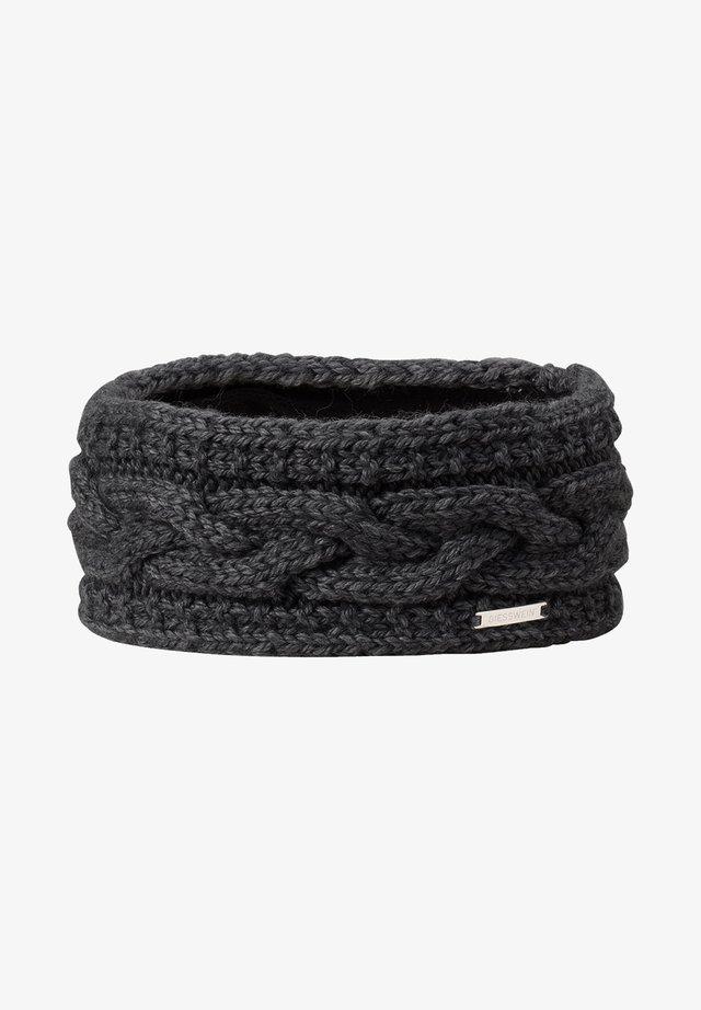 STIRNBERG - Ear warmers - black