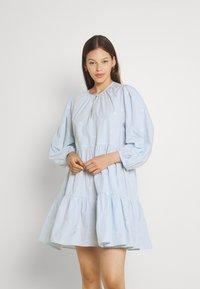EDITED - JOANNA DRESS - Day dress - light blue - 0