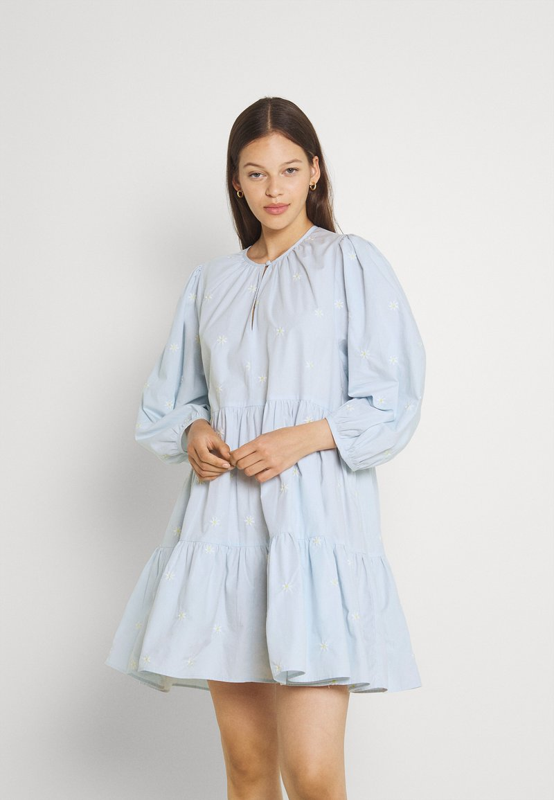 EDITED - JOANNA DRESS - Day dress - light blue