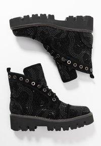 Alma en Pena - Platform ankle boots - black - 3