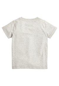 Next - 3PACK - T-shirt basic - black - 2