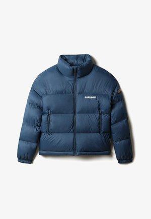 A-BOX - Winterjas - blue french