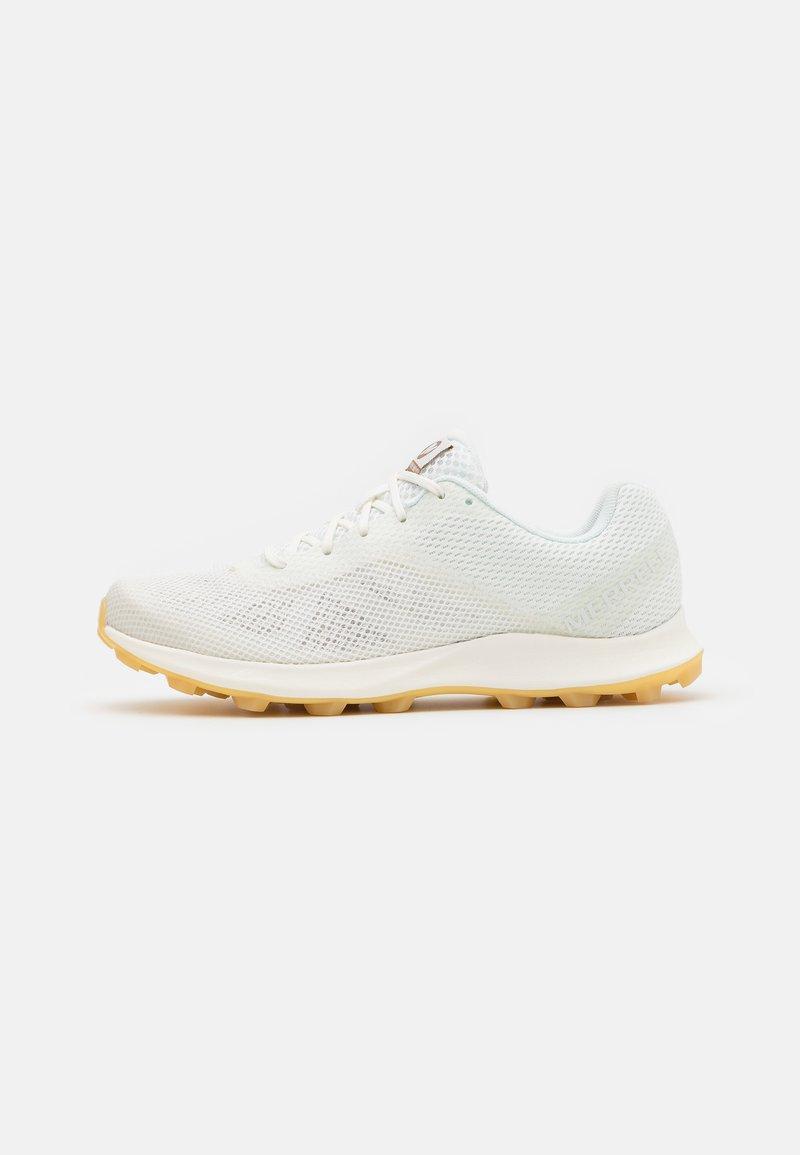 Merrell - MTL SKYFIRE UNDYED - Trail running shoes - white