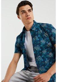 WE Fashion - Skjorta - dark blue - 4