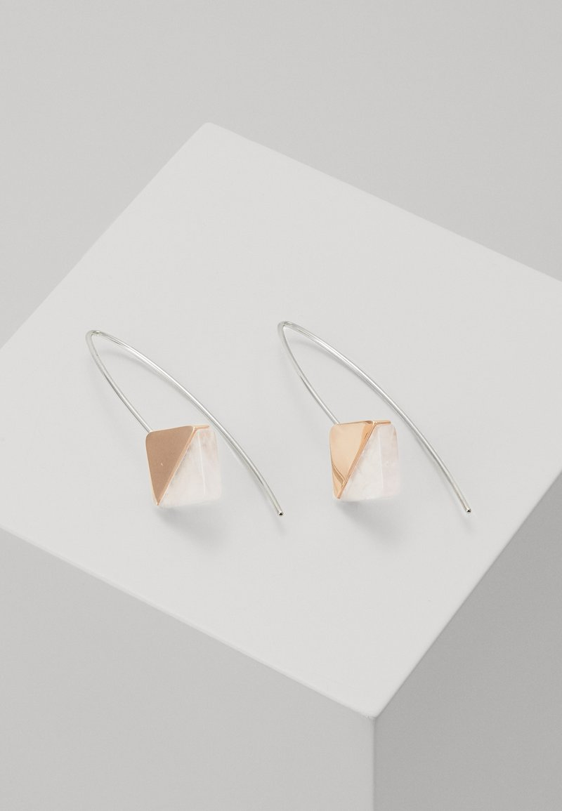 Skagen - ELLEN - Boucles d'oreilles - rose gold-coloured