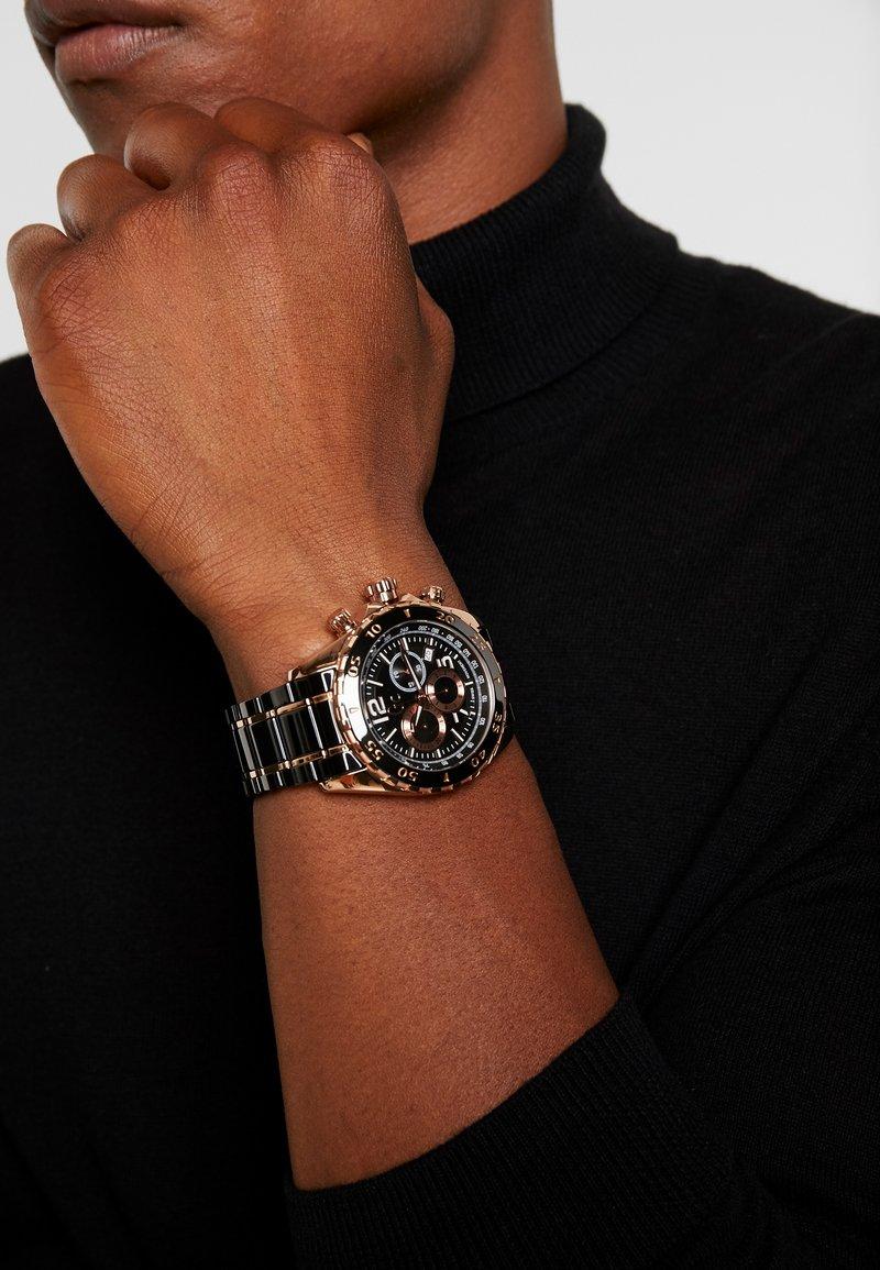 Gc Watches - Montre à aiguilles - black/gold