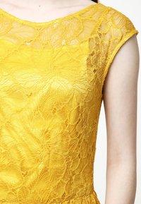 Madam-T - LOTTA - Cocktail dress / Party dress - gelb - 3