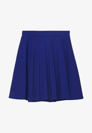 SKATER SKIRT - A-line skirt - electric blue