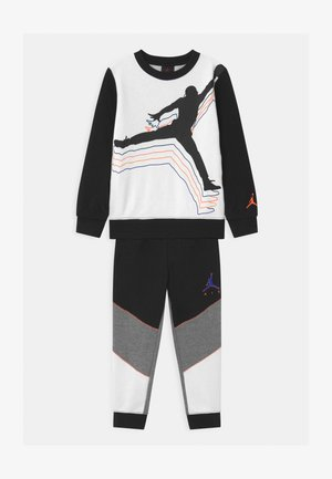 JORDAN CREW SET - Dres - carbon heather