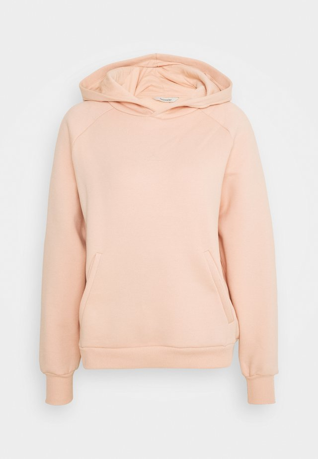 HANG ON - Hoodie - washed pink