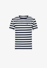 McGregor - Print T-shirt - bright navy - 0