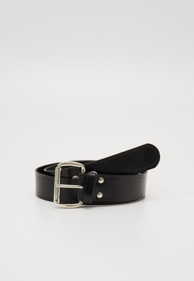 ALEX BELT - Cinturón - black