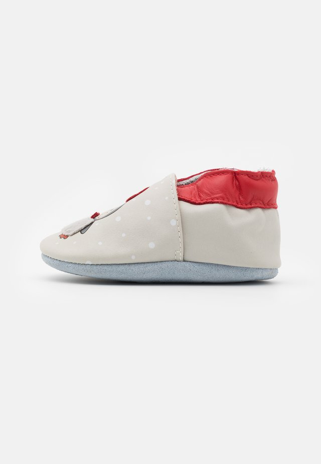 FLOE UNISEX - First shoes - gris clair