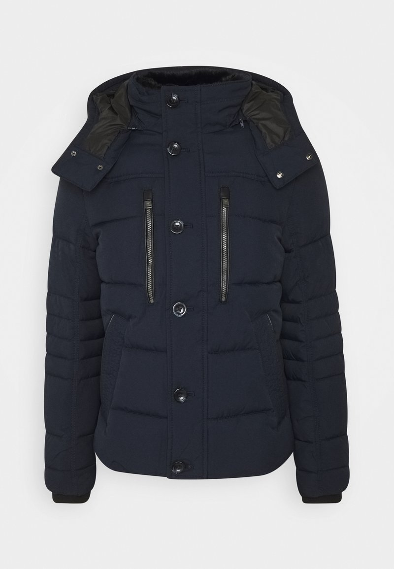 TOM TAILOR - Winter jacket - sky captain blue