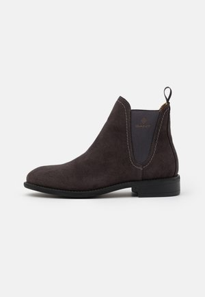 AINSLEY CHELSEA - Classic ankle boots - dark gray